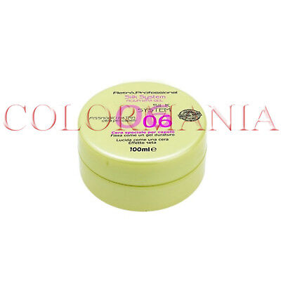 Retrò AQUA WAX 06 GEL CERA CAPELLI MODELLANTE EXTRA FORTE PROFESSIONALE 100 ML