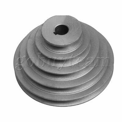 19mm Bore Outer Dia 57-150MM 5 Step A-Shaped V Belt Pagoda Pulley Belt