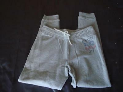 Girls Bnwt Next Grey Jogger Bottoms Aged 11 Years
