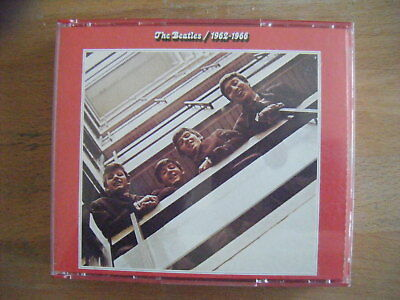 The Beatles - 1962-1966 (1993)[Digitally remastered][FAT CASE/BOOKLET] - 2cds