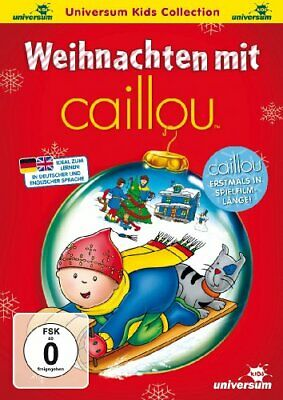 Caillou - Weihnachten mit Caillou [DVD] [2000]