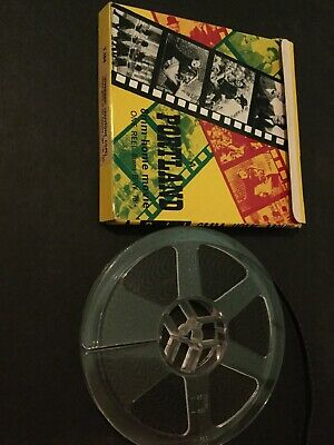 KEYSTONE COPS JOYRIDERS 200 Ft Silent Super S8mm PORTLAND Cine Film Home Movie