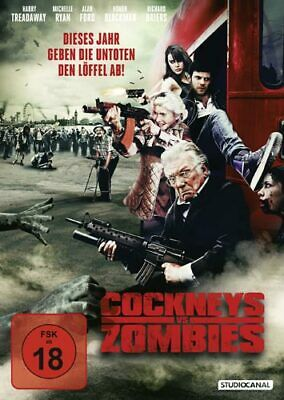 Cockneys vs Zombies [DVD] [2012]