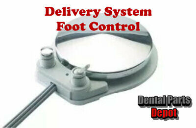 DCI International 6132 Foot Control Toggle Valve Assembly