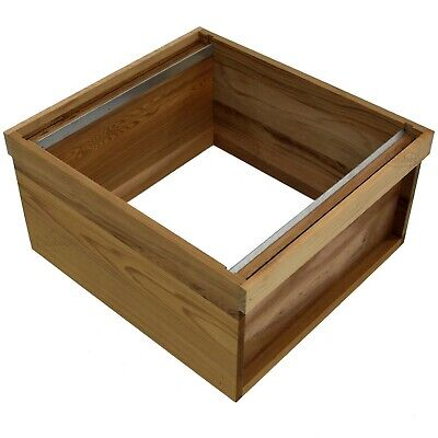 WBC Bee Hive Cedar Brood Box New Beekeeping Bee Keeping Easibee Beehive
