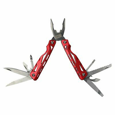14 In 1 Multi Tool Pliers Cutters Screwdrivers For Camping Fishing DIY Uses