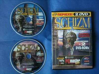 Schizm Mysterious Journey Rare DVD Edition