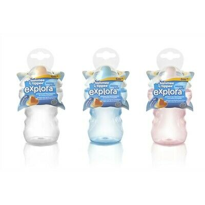 TOMMEE TIPPEE EXPLORA WEANING BOTTLE 6m+