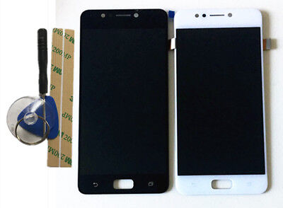 Vetro touch screen +LCD Display Assembly Per Asus Zenfone 4 Max ZC520KL X00HD