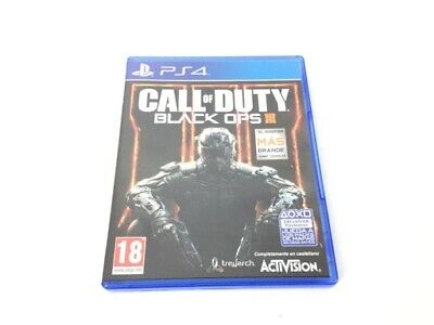 Juego Ps4 Call Of Duty Black Ops Iii Ps4 4595988