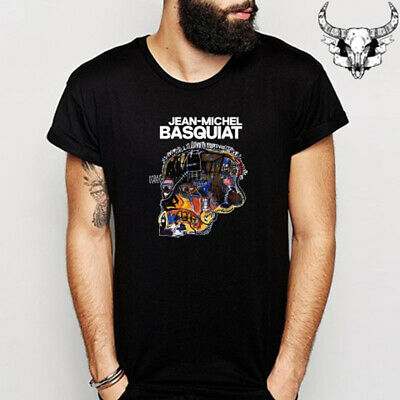 new JEAN MICHEL-BASQUIAT Masterpiece Boxer logo asbtract mens S to 4XLT