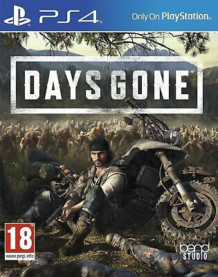 Days Gone (PS4) New & Sealed Free UK P&P