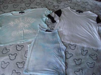 Girls New Look Tops X 3  Bundle Aged 10/11 Years