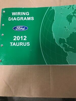 Super 2014 Ford Taurus Electrical Wiring Diagram Manual Oem New 2014 Wiring Cloud Hisonuggs Outletorg