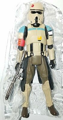 "Star Wars Scarif STORMTROOPER Squad Leader 3.75"" Figure Rogue One Movie Series"