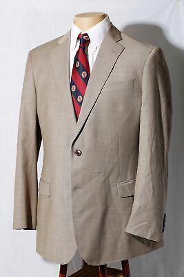 Brooks Brothers 346 Explorer Fitzgerald Fit Blazer Suit Jacket Men's Sz 43R