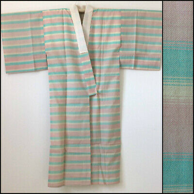 Japanese women's juban for kimono, wool, medium-large, Japan import (AC1980)