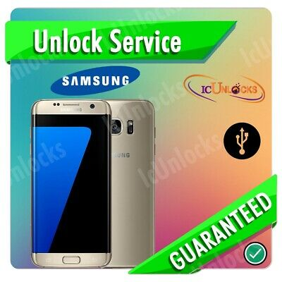 Samsung Galaxy S7/Edge Remote Unlock Service Instantly Sprint Virgin Boost Mobil