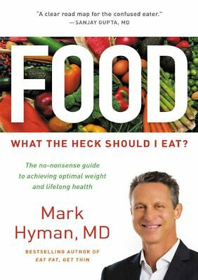 Food:What the Heck Should I Eat? by MD.Mark Hyman_E book(PDF)_Fast Delivery_sold