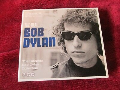 The Real Bob Dylan - The Ultimate Collection - Cd