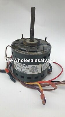 GE MOTORS 1/5 Hp 5Kcp39Dg Hvac Blower Motor, 1075 Rpm, 1 A