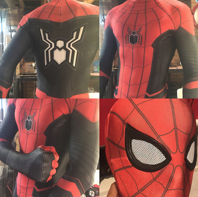 Spider-Man Far From Home Cosplay | Homecoming Spiderman Cosplay