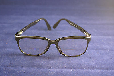 Vintage Rodenstock Exclusiv 356 glasses frames E145 - black classic cat eye