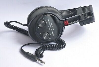 Vintage Sony Dr-S5 Dynamic Stereo Headphones