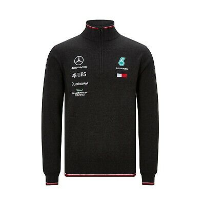 Mercedes AMG Petronas Motorsport 2019 Men's Team Knitted Sweater