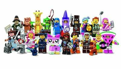 Lego Movie 2 Minifigures and Wizard of Oz GENUINE Choose Your Own 71023