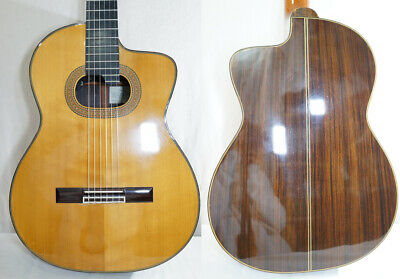 TAKAMINE NPT-315  Nylon String Acoustic Electric Guitar W/HSC Free Shipping
