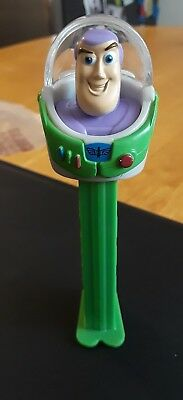 Disney Pixar Toy Story Buzz Lightyear PEZ Dispenser Collectible 2006