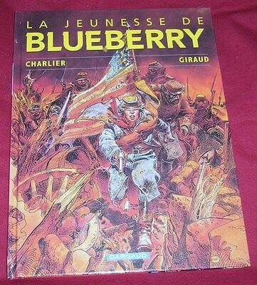 La Jeunesse De Blueberry 1 - Charlier Giraud - Dargaud - Be