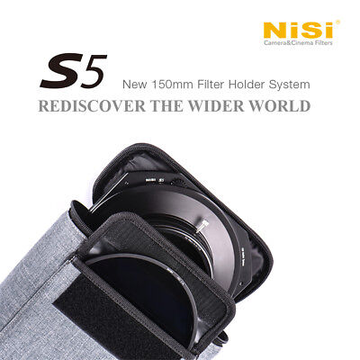 NiSi S5 150mm Filter Holder + SIGMA 14-24mm Lens
