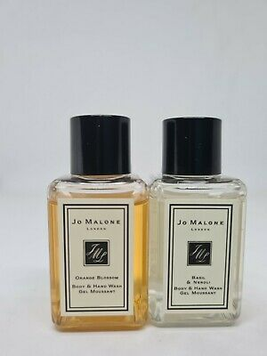 Jo Malone Orange Blossom Body & Hand Wash 15ml Travel Size Sample