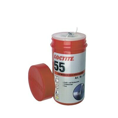 150m Thread Gasket for Plastic and Metal Loctite 55