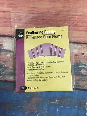 DRITZ 565-9 - Featherlite Boning ( 2 Yards )