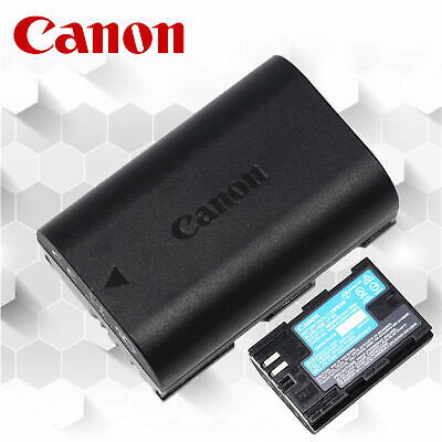 Genuine Original Canon LP-E6 Battery For Canon EOS 5DII 60D 70D LC-E6 LP-E6N