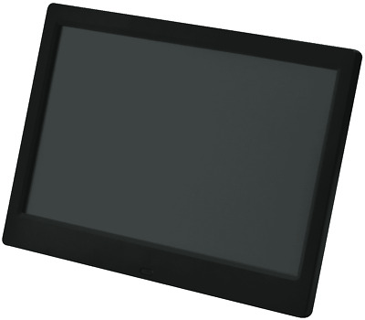 "NEW Qpix PF-1005 10"" Digital LED Photo Frame with Remote"