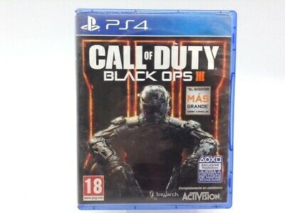 Juego Ps4 Call Of Duty Black Ops Iii Ps4 4598495