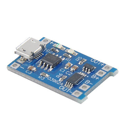 Micro USB 5V 1A 18650 Lithium Battery Charging Board Charger Protection Module