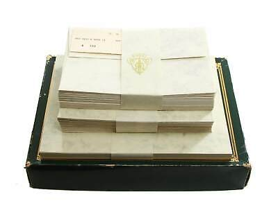 Authentic very rare Old Gucci vintage stationary letter pack