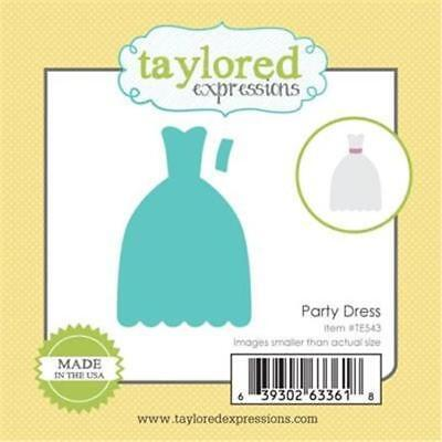 Party ~TE535 s Taylored Expressions Little Bits Die Set ~ BABY CONFETTI Shower