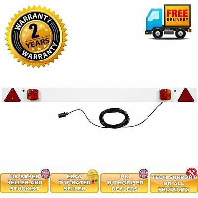 6Ft Trailer Board Trailer Lighting Board With 10M Cable