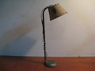 For the dollhouse: Mica lamp 1900 ...