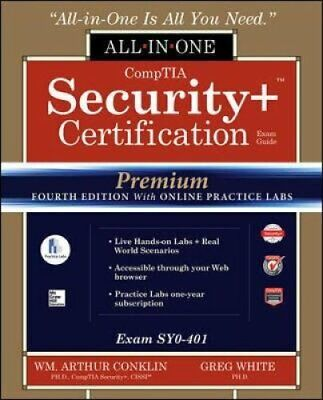 CompTIA Security+ Certification All-In-One Exam Guide, Premium Fourth Edition...