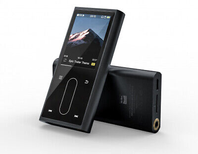 FiiO M3K Hi-Res Audio Player : Schwarz
