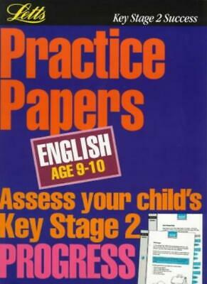 **OP**KS2 Practice Papers: English 9-10: Age 9-10 (Key Stage 2 practice papers)