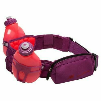17317dce1761 New Balance FuelBelt Helium H30 3 Bottle Hydration Belt Pack Navy Blue  Green OS