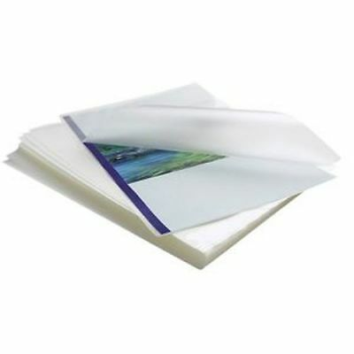 10 x   BL80MA4 Premium A4 Laminating Pouches 80 Micron Rounded Corners Pack 100